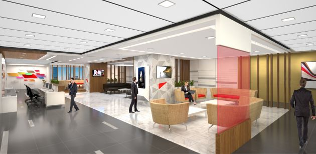 corporate interiors design